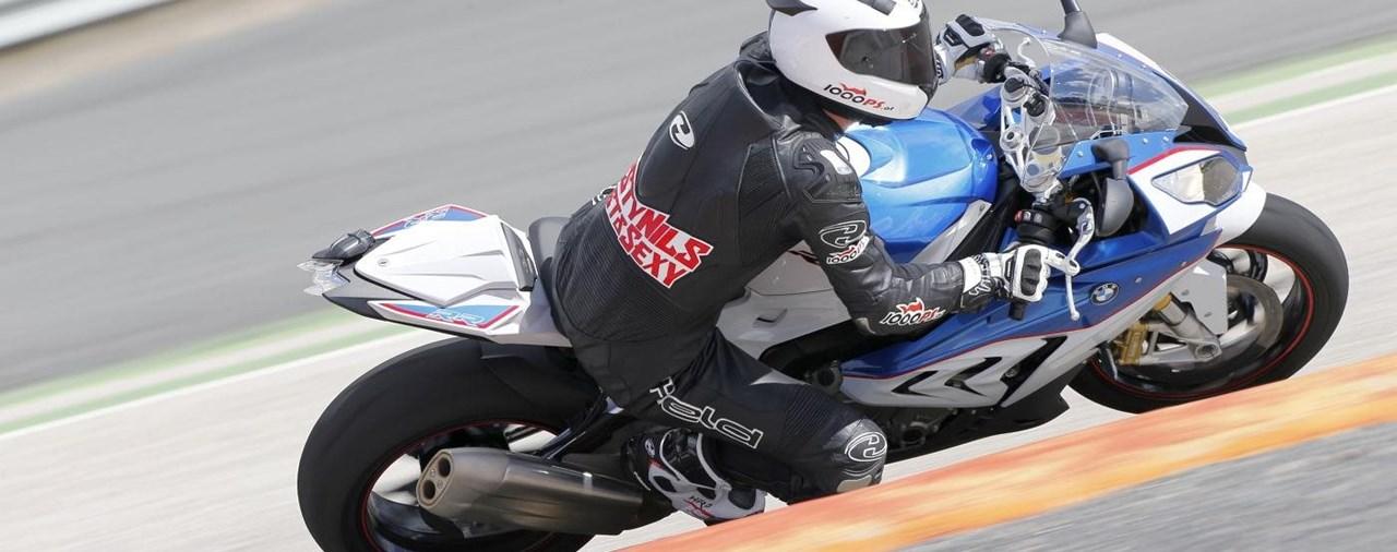 1000PS Gripparty 2015 - Motorrad Fahren auf der Rennstrecke