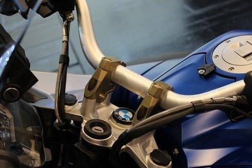 Schalt-/ Bremshebel und Klemmblöcke für BMW R 1200 GS