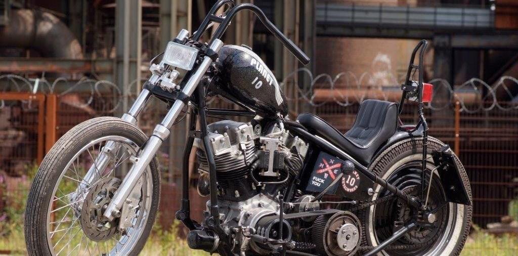 Planet 10 Shovelhead aus dem Ruhrpott - Motorrad News