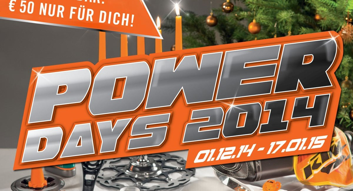 KTM Powerdays 2015
