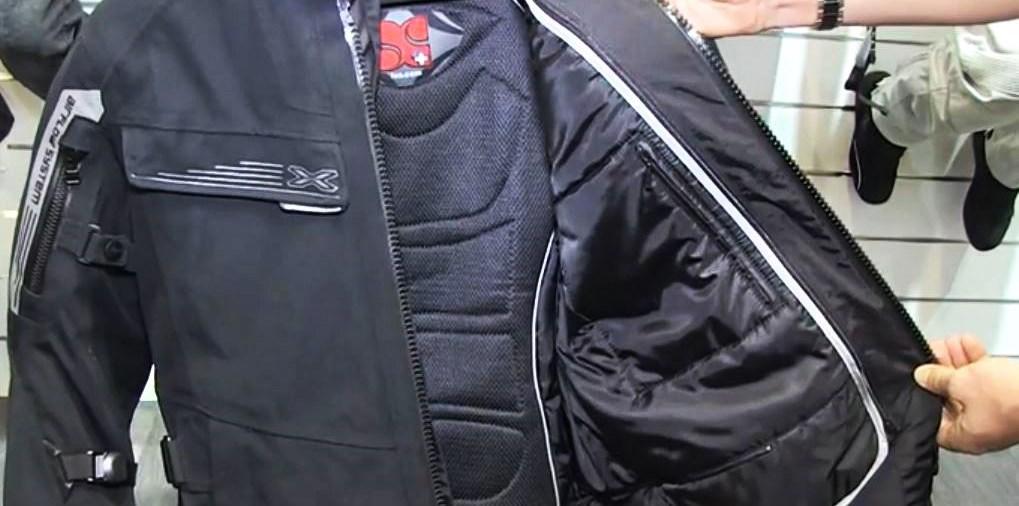 iXS präsentiert die neue ganzjahres Textiljacke Clermont