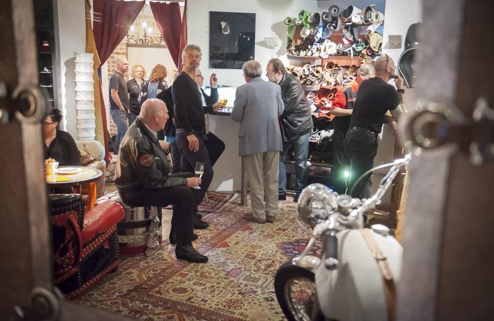 ZONKOS Corner: Ledernardo Atelier Eröffnung
