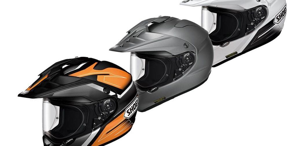 SHOEI Hornet ADV 2015