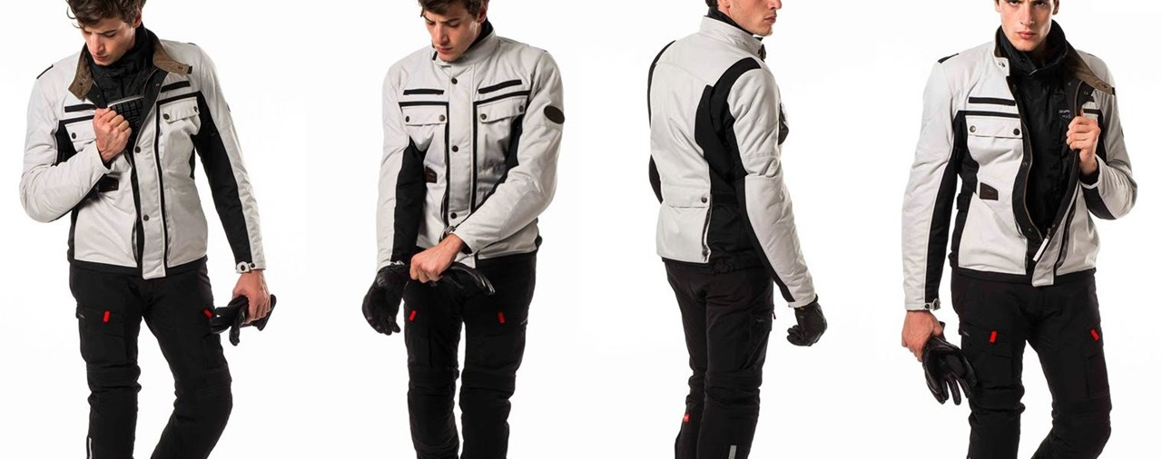 SPIDI WORKER TEX H2OUT JACKE
