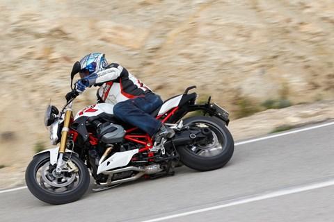 BMW R 1200 R 2015 Test