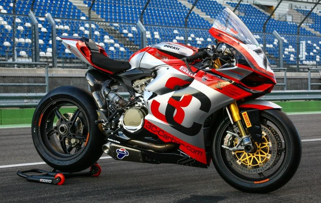 Ducati Panigale R 3C IDM Bike