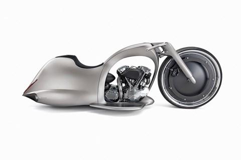 Akrapovic Full Moon Conceptbike