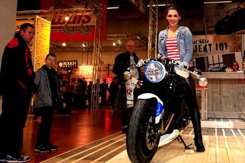 Custombike Show 2014 Bad Salzuflen