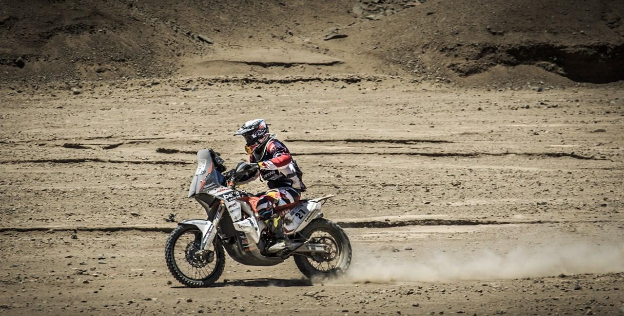Rally Dakar 2015: 7. Etappe