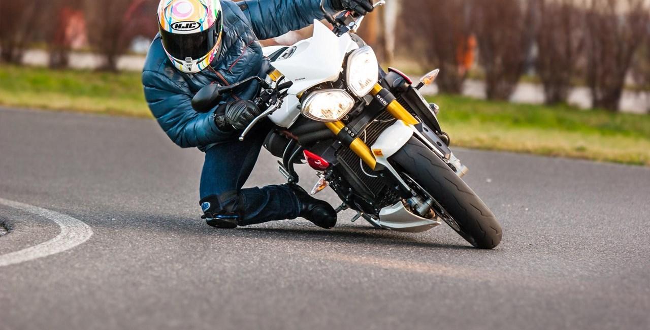 Triumph Speed Triple R - 2015