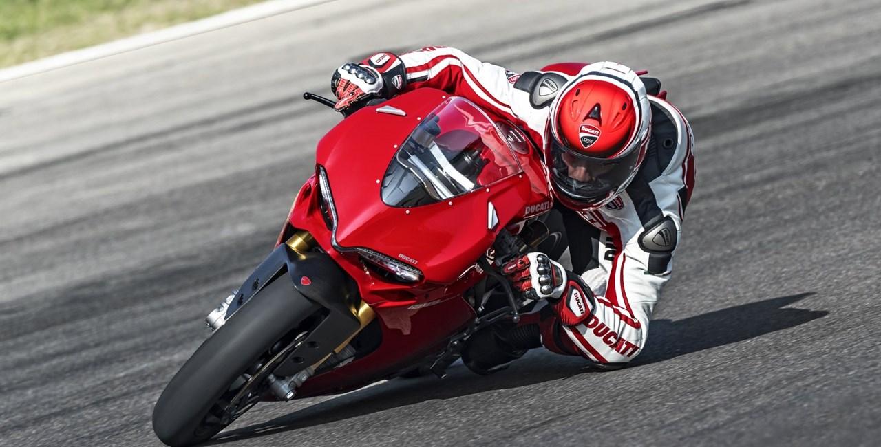 Ducati 1299 Panigale Test in Mugello