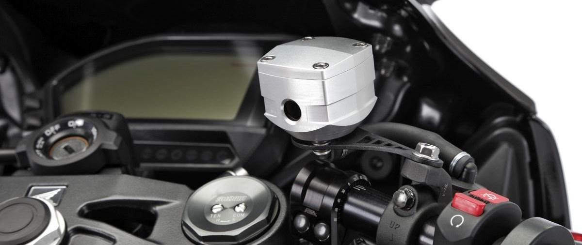 Hydraulischer Ausgleichsbehälter Cube von ABM