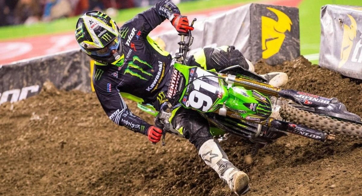 Supercross WM Anaheim/USA, 17. Januar 2015