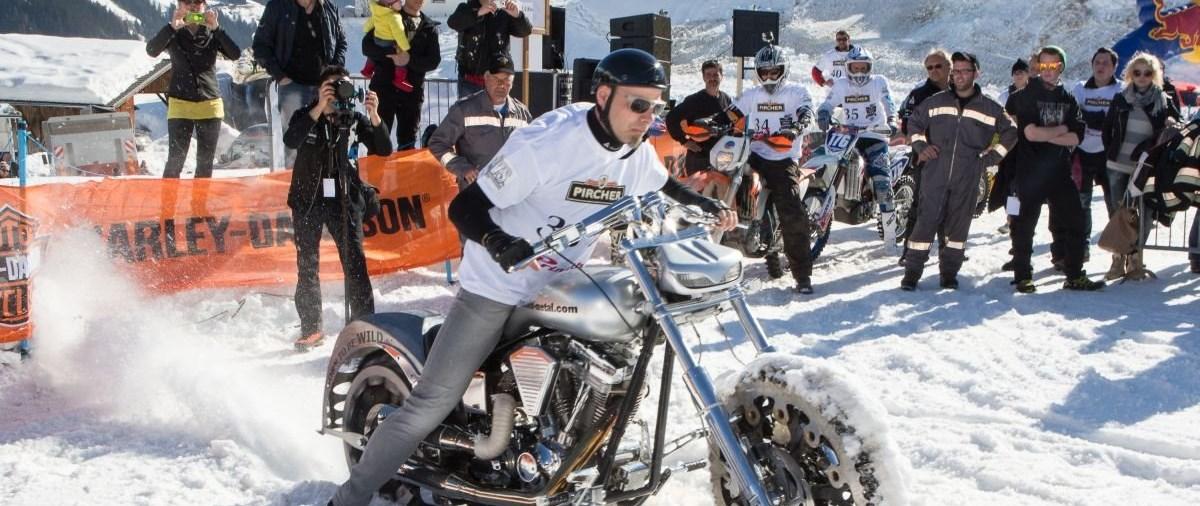 Harley & Snow 2015 Ischgl