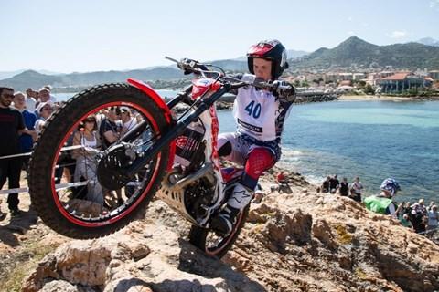 Trial-Techniktraining am Red Bull Ring