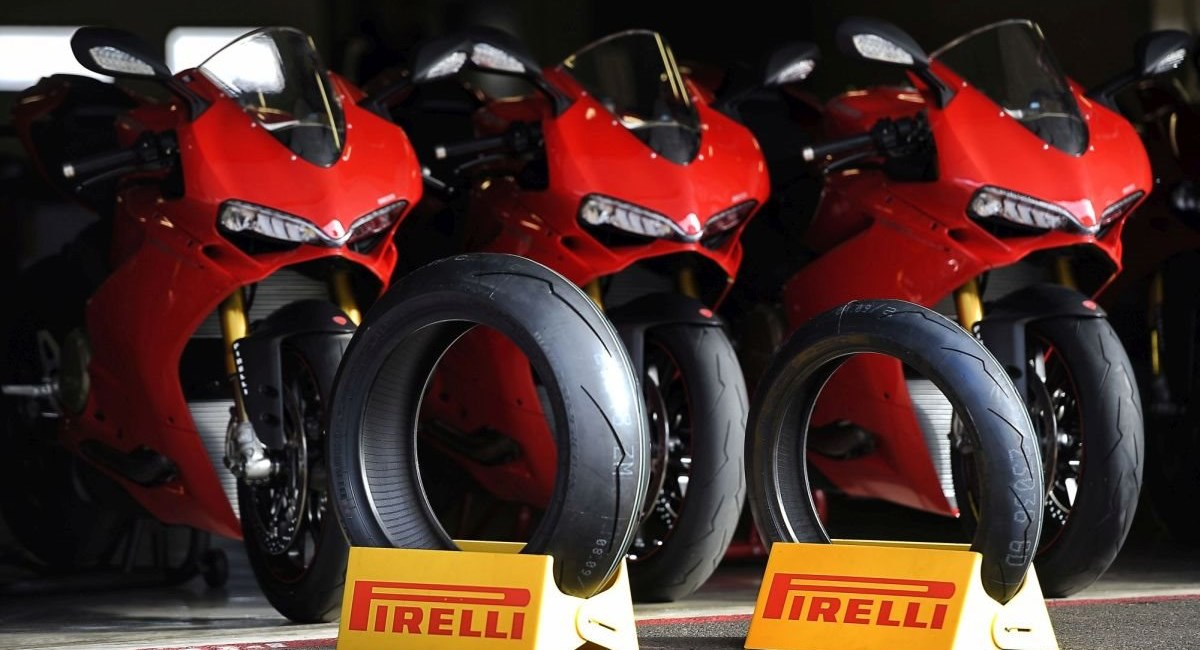 Pirelli DIABLO Supercorsa SP für Ducati 1299 Panigale