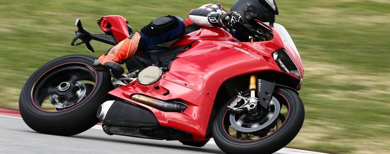 Ducati 1299 Panigale S Test