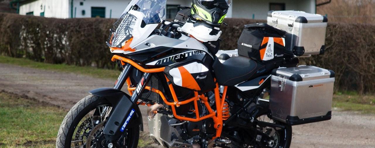 Touratech Zubehör für KTM 1190 Adventure R