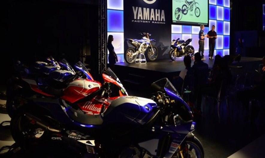 Yamaha R1 Rennbikes