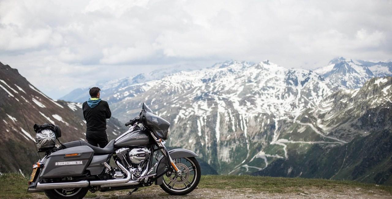 Harley Davidson Discover More 2015