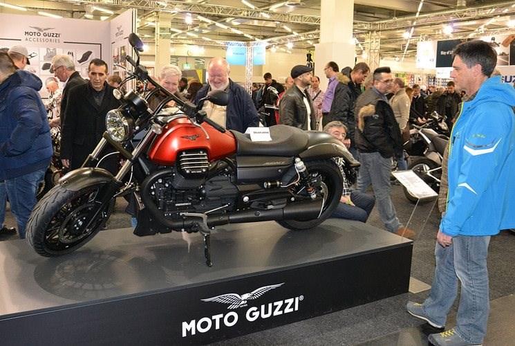 Positive Bilanz der Münchner Motorradmesse