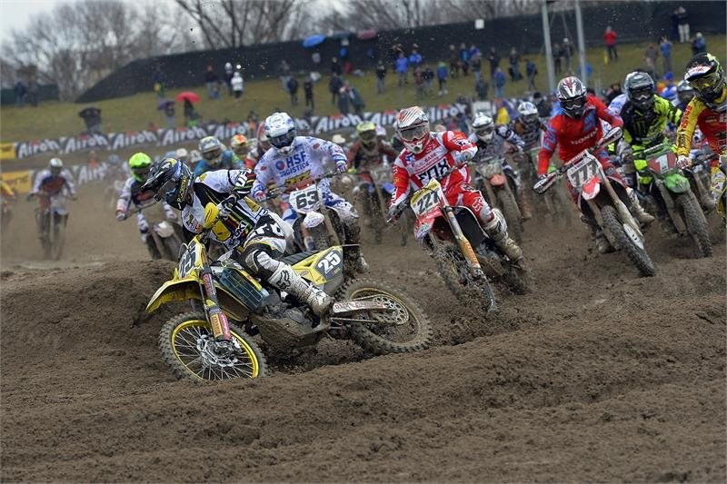 Internationales Motocross Mantova/Italien 2015