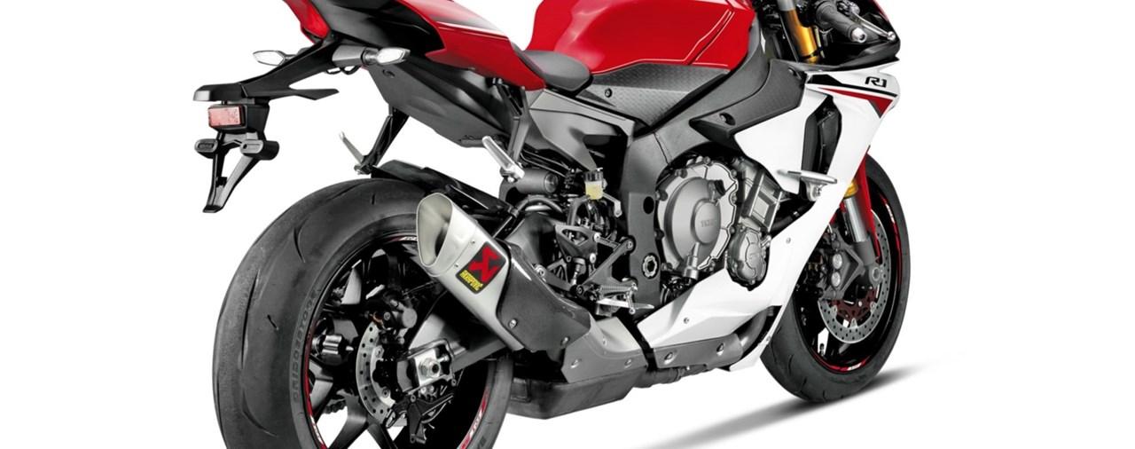 Akrapovic für Yamaha YZF-R1 2015