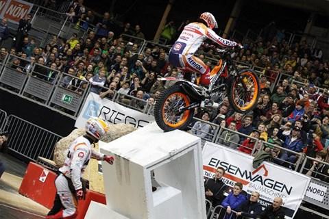 Trial WM 2015 in Wr. Neustadt
