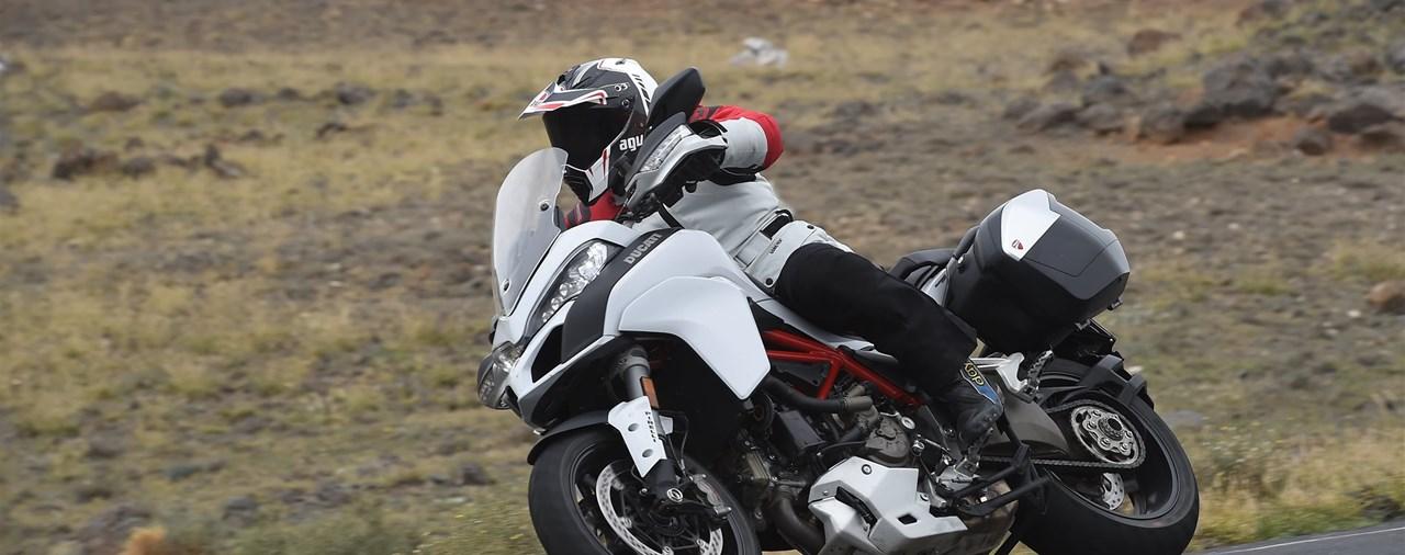 Ducati Multistrada 1200 S Test 2015