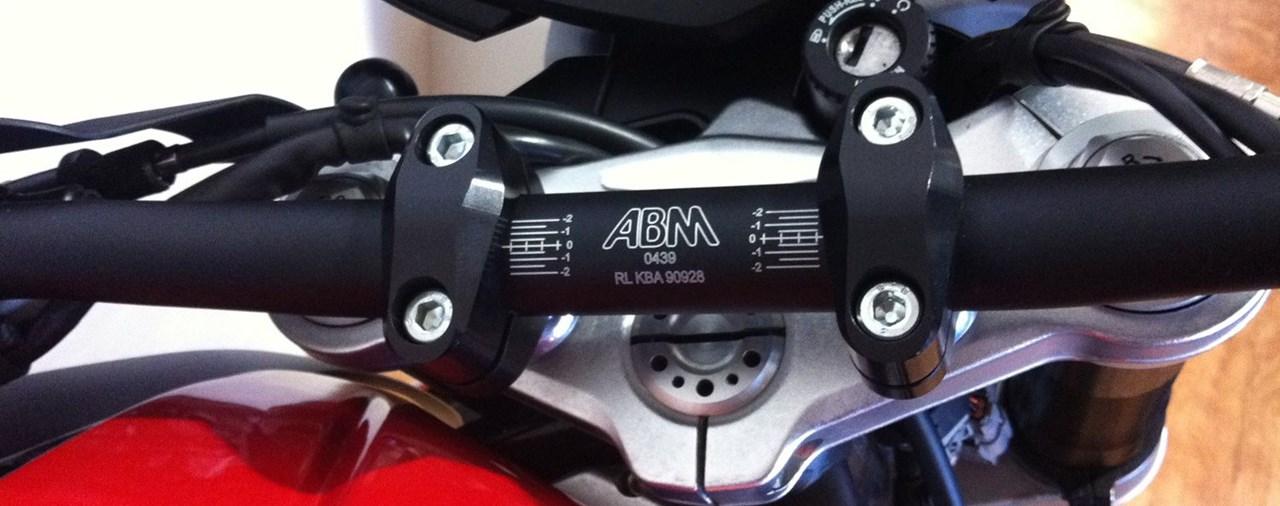 ABM Booster Lenker für MV Agusta Brutale 800