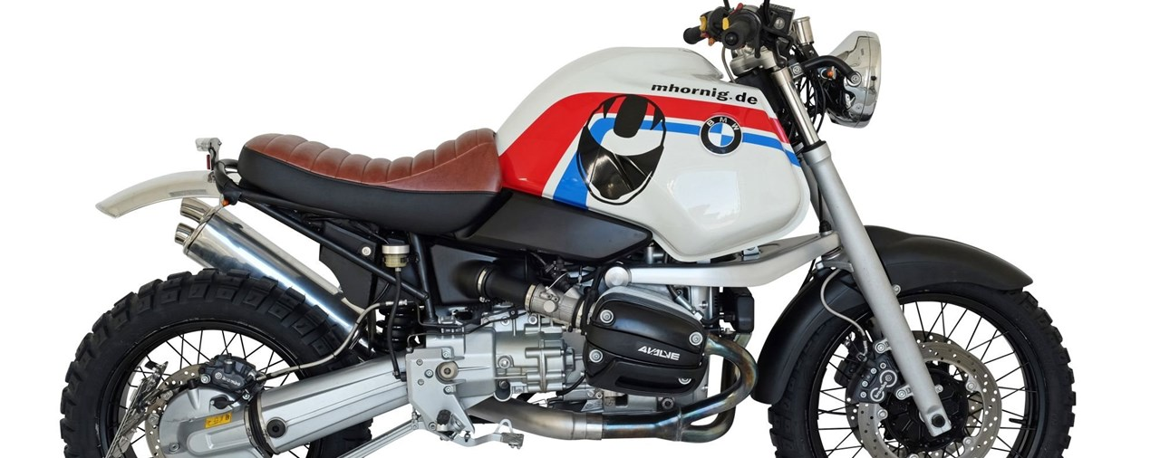 2015 hornig bmw r 1100gs scrambler umbau modellnews. Black Bedroom Furniture Sets. Home Design Ideas