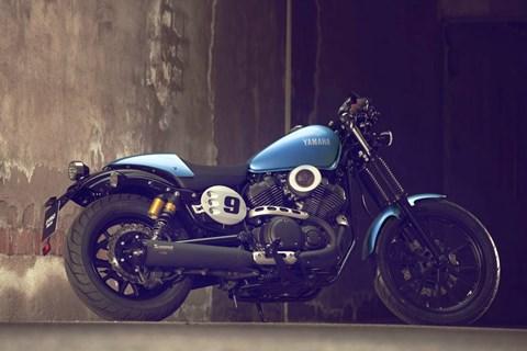 Yamaha XV950 Racer 2015