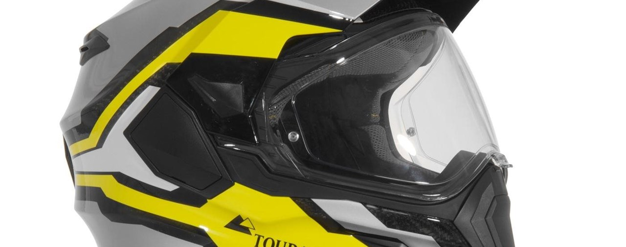 Touratech Aventuro Carbon Helm