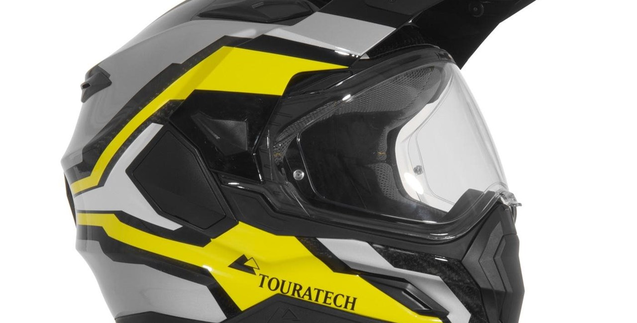 Touratech Aventuro Carbon Helm