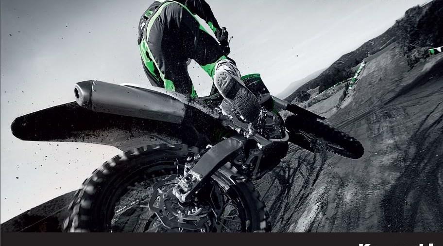 Kawasaki MX Auslieferungszertifikat