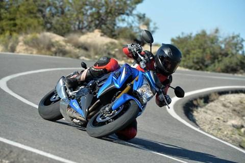 Suzuki GSX-S1000 ABS Test 2015
