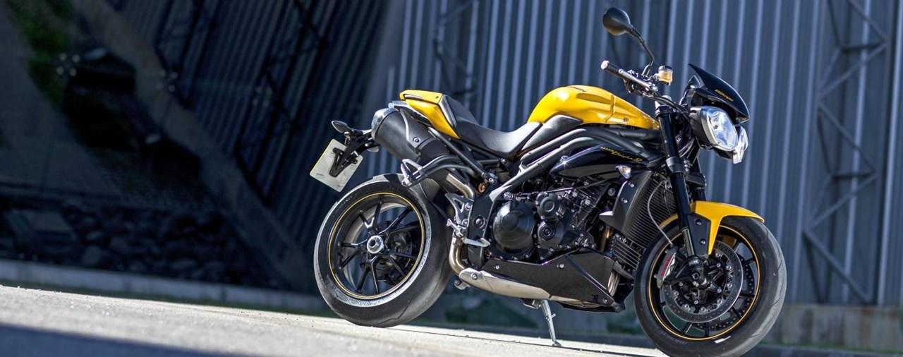 Triumph Speed 94 und Speed 94 R 2015