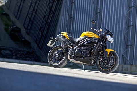 Triumph Speed 94 und Speed 94 R 2015