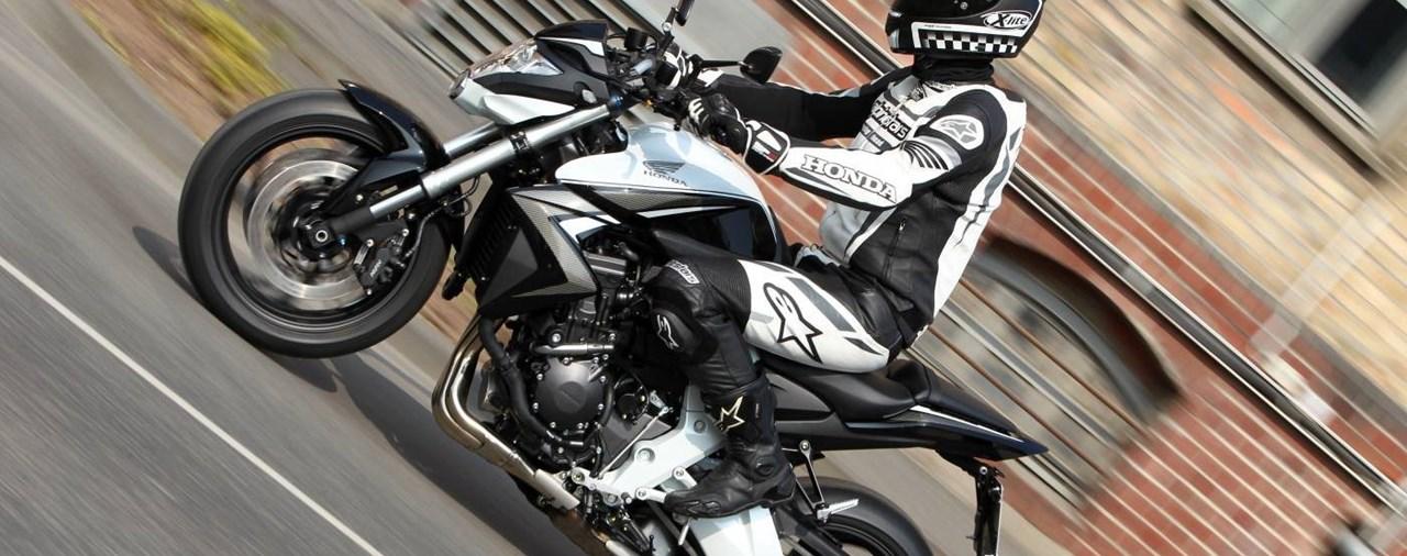 Honda CB1000R Rizoma Edition