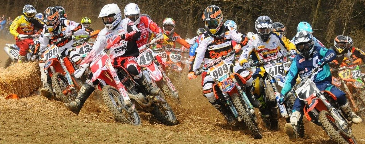 Motocross-ÖM Saisonauftakt in Paldau 06.04.2015