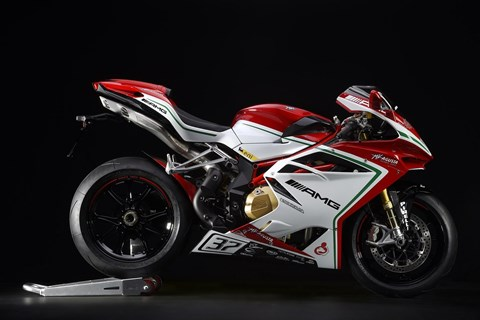 MV Agusta F4 RC Limited Edition 2015