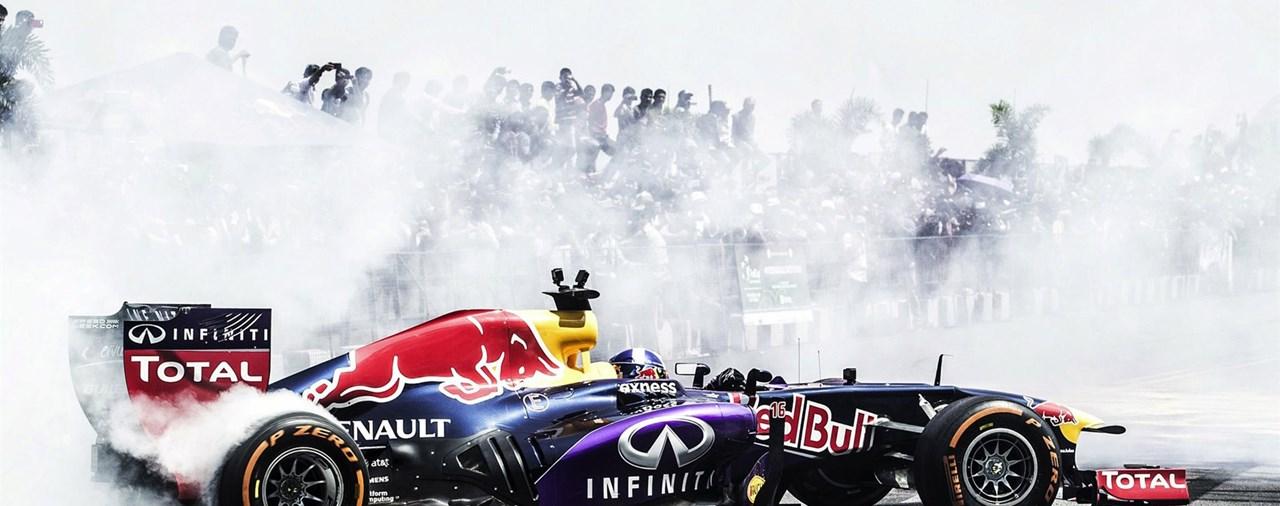 Formula 1 Grosser Preis von Österreich 2015