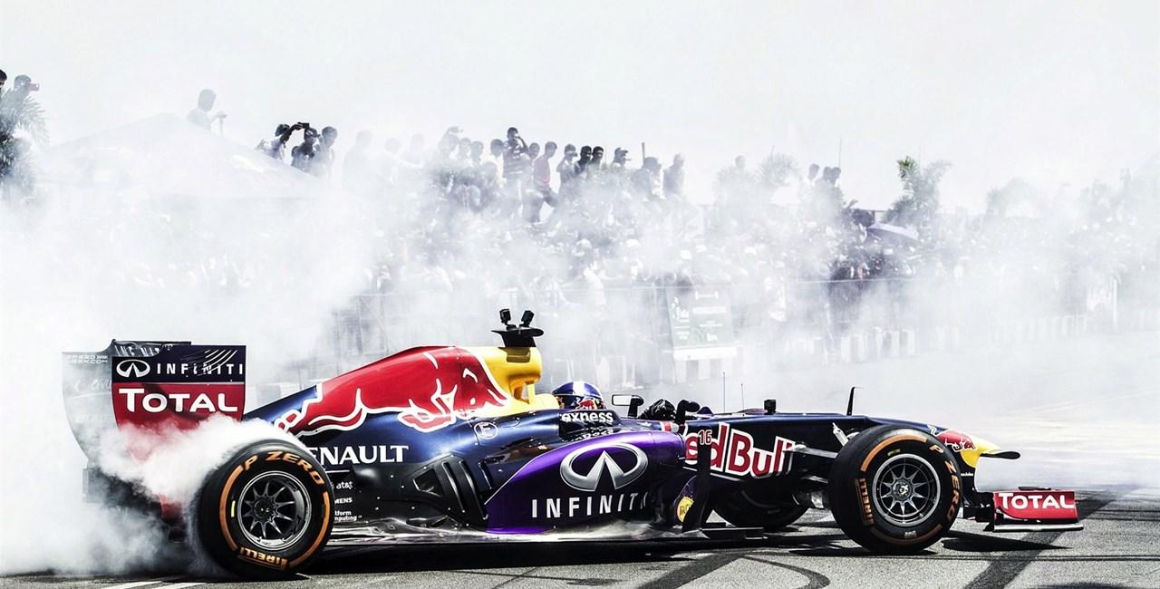 Formula 1 Großer Preis von Österreich 2015