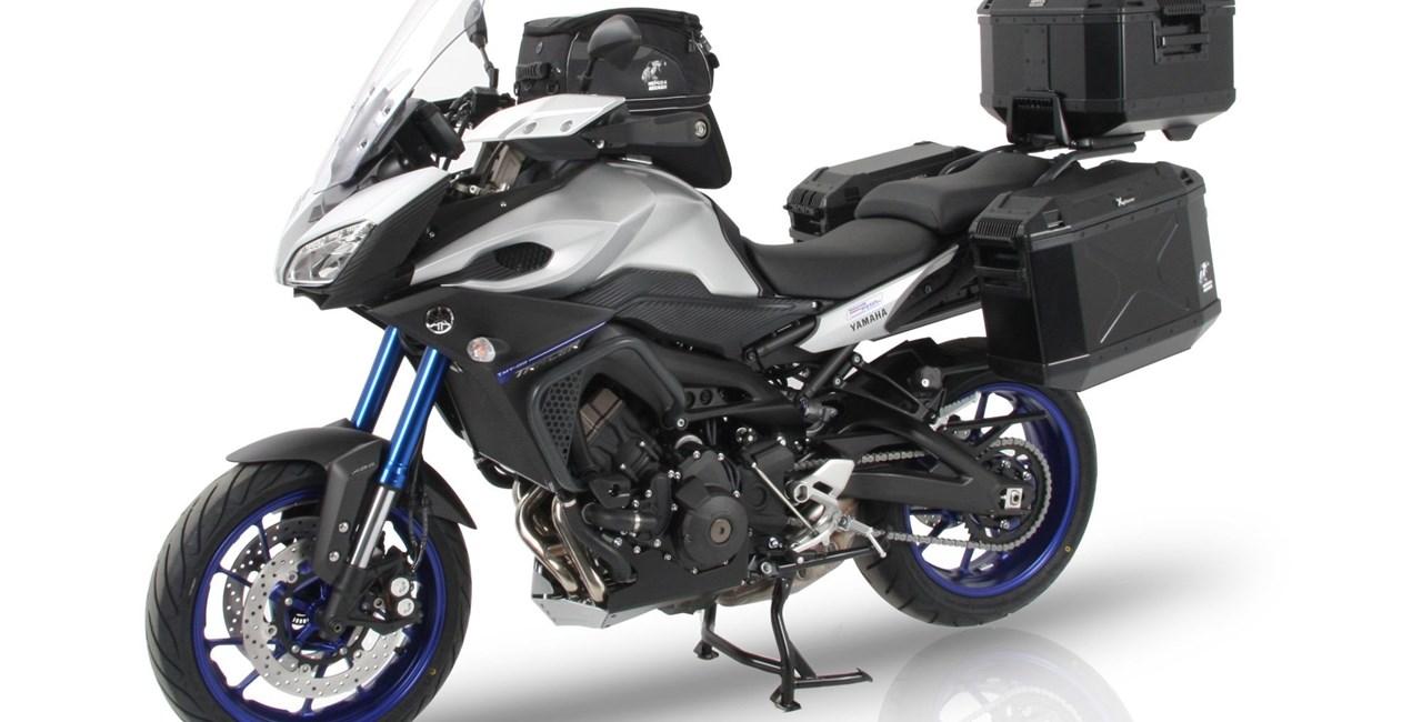 Hepco & Becker für Yamaha MT-09 Tracer 2015