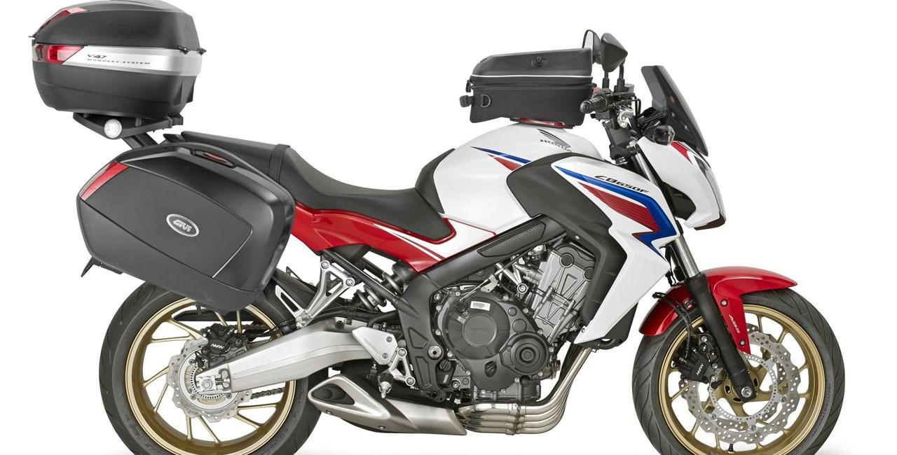 Givi Touringteile für Honda CB650F/CBR650F 2015