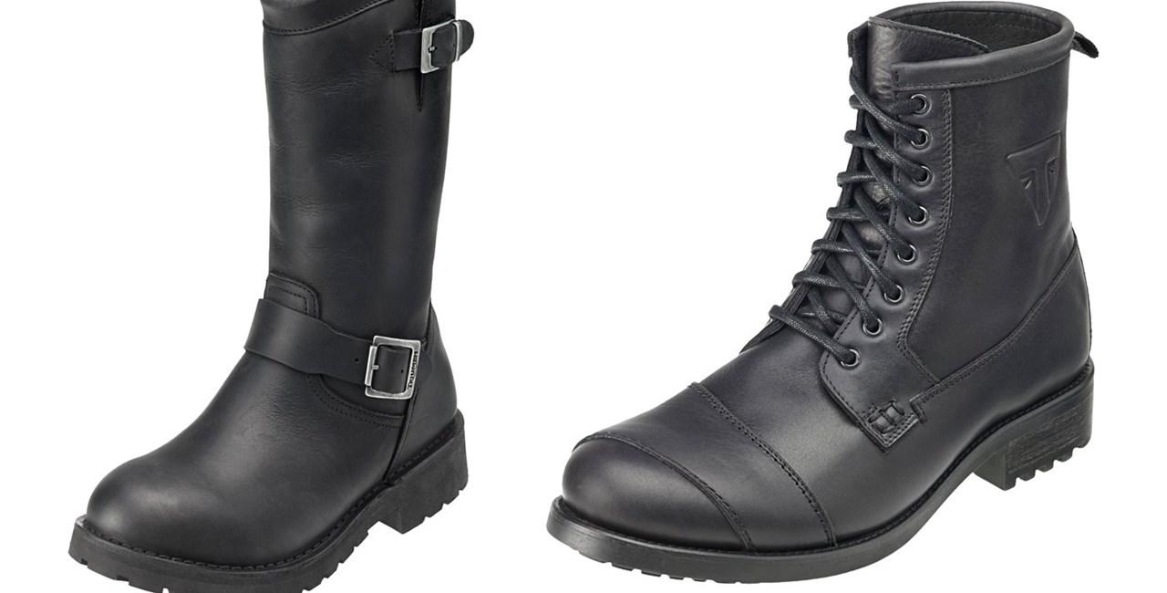 Classic & Highway Boots von Triumph