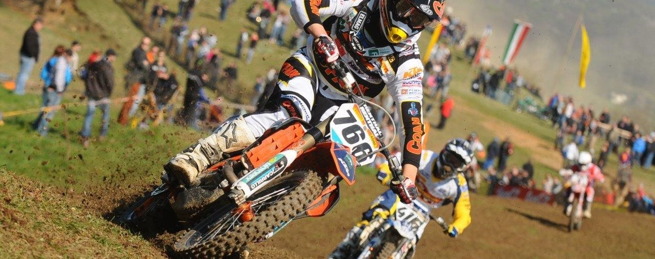 Motocross-Staatsmeisterschaften in Sittendorf und Langenlois