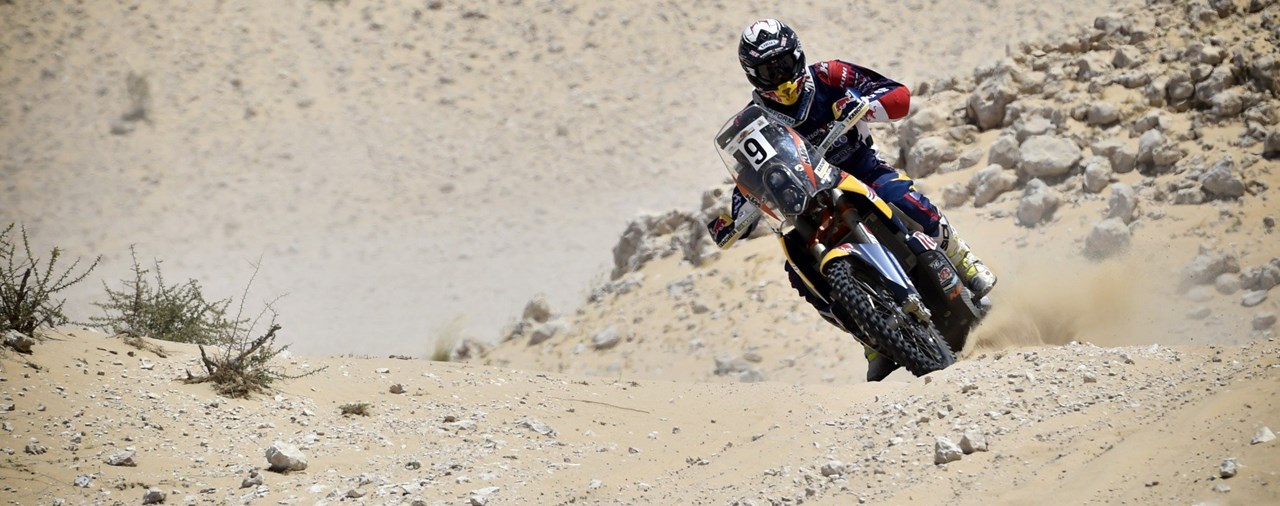 Sealine Rally in Qatar