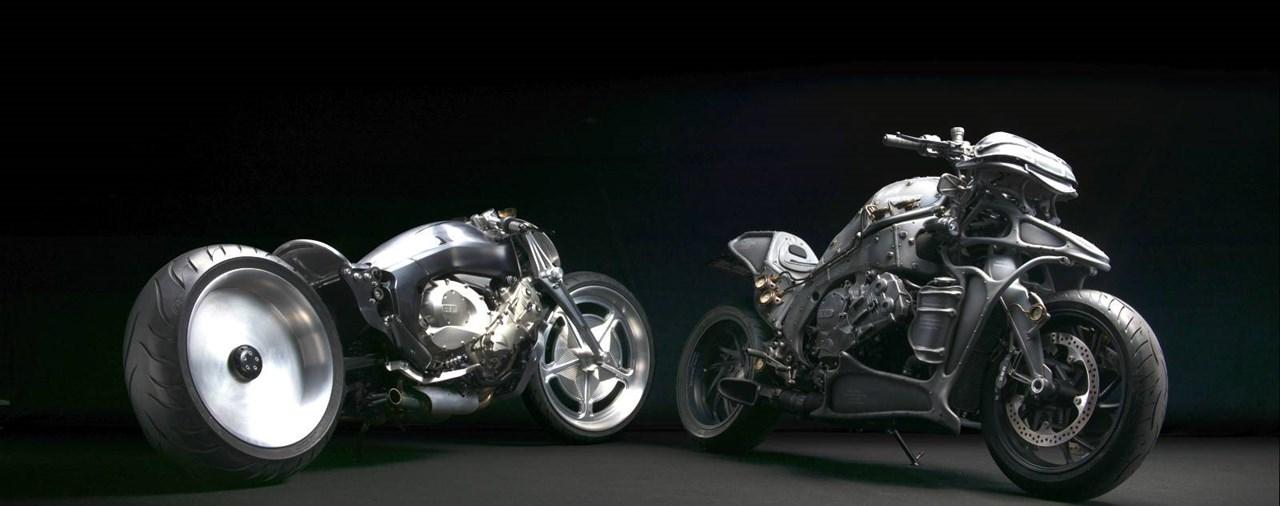 BMW Ignite Straight Six - Custombikes aus Japan