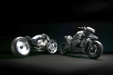 BMW Ignite Straight Six - Custombikes aus Japan
